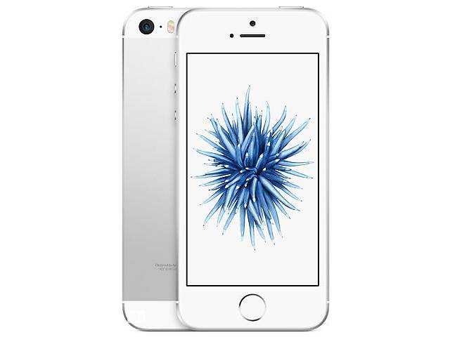 Apple iPhone SE 128GB Silver (MP872)- объявление о продаже  в Киеве