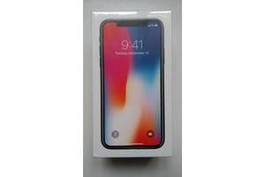 Новые Apple iPhone X