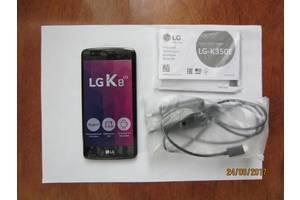 Новые Сенсорные мобильные телефоны LG