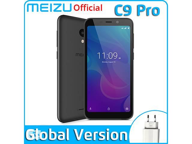 бу Meizu C9 Pro 3/32GB Black + стекло + чехол в Одессе