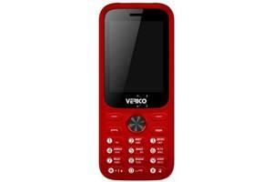 Мобильный телефон Verico Carbon M242 Red (4713095606687)