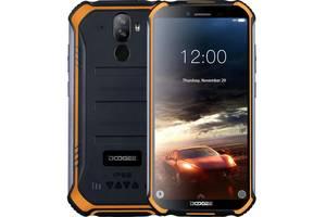 Мобильный телефон Doogee S40 3/32GB Dual Sim Fire Orange