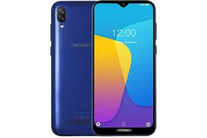 Мобильный телефон Doogee X90 Dual Sim Blue