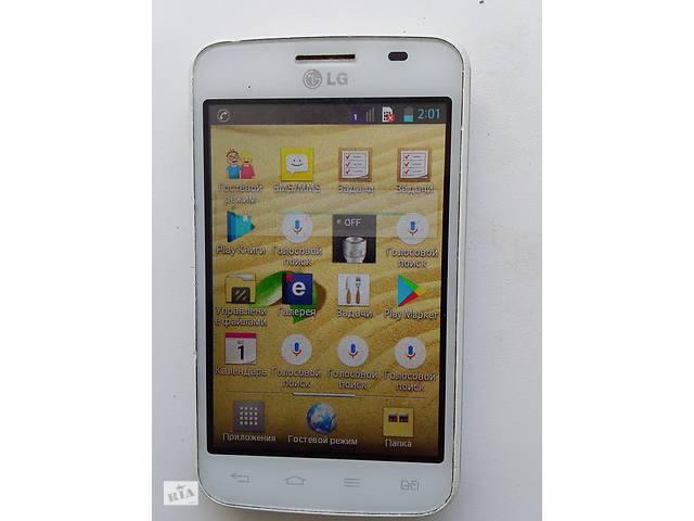 бу Мобильный телефон LG L3 II Dual в Ирпене