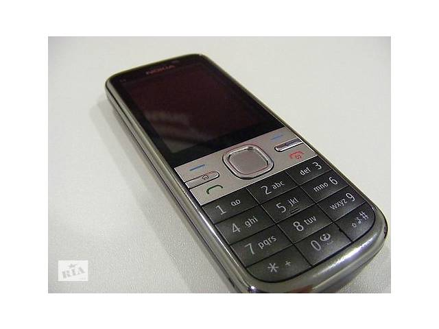 Nokia C5-00, C5 новый оригинальный- объявление о продаже  в Киеве