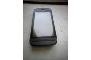 б/в Мобільні телефони, смартфони Nokia Nokia C5-03 White Lime Green