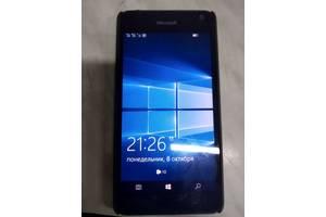 б/у Мобильные на две СИМ-карты Microsoft Microsoft Lumia 650 Dual Sim
