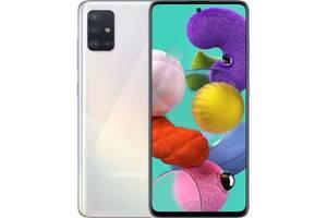 Samsung Galaxy A51 SM-A515F 6/128GB White (SM-A515FZWWSEK) UA (Код товара:10170)