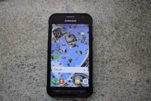 б/у Сенсорные мобильные телефоны Samsung Samsung Galaxy Xcover