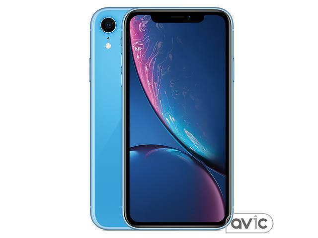 Смартфон Apple iPhone XR Dual Sim 64GB Blue (MT182)- объявление о продаже  в Харькове