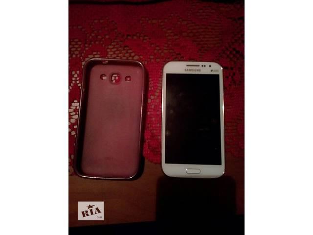 бу Мобильный телефон Samsung Galaxy Win I8552 ceramic whit в Херсоне