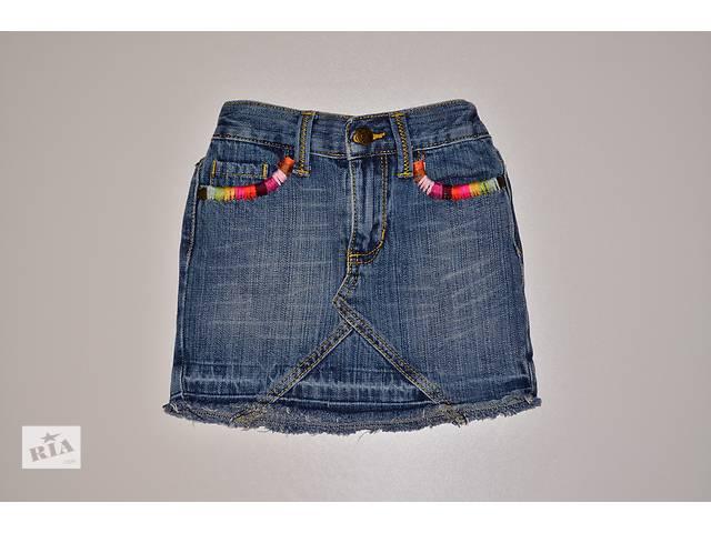купить бу Модная джинсовая юбочка в Каменском (Днепропетровской обл.) (Днепродзержинск)