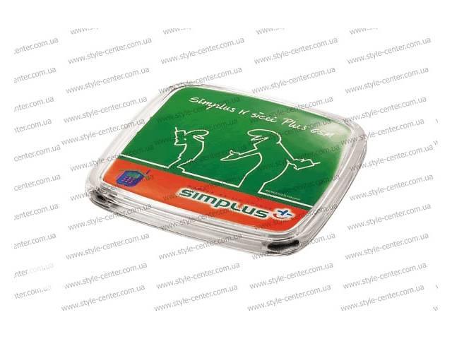 Монетница Contact 175х175х15мм,подставка пластиковая для монет Контакт- объявление о продаже  в Днепре (Днепропетровск)