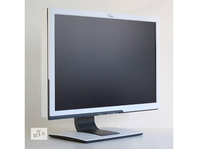 Монитор 26' дюймовый Fujitsu Siemens P26W-5 ECO с IPS матрицей бу - объявление о продаже  в Киеве