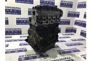 Мотор двигатель без навесного оборудования Peugeot Partner 2003-2008 Пежо Партнер