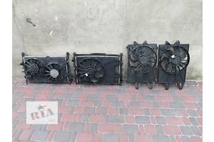 Моторчики вентилятора радиатора Ford Mondeo