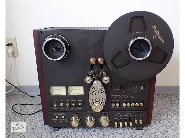 бу Technics RS-1700U ( Япония ) в Зарічному