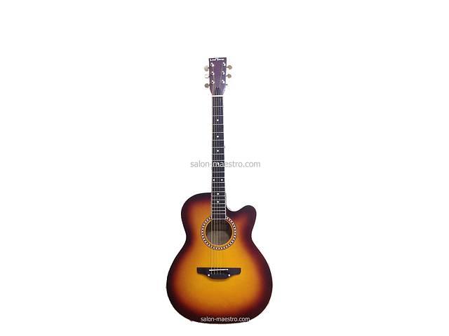 ( 02\025 ) Новая Акустическая Гитара Leotone L-01 Матовая- объявление о продаже  в Чернигове