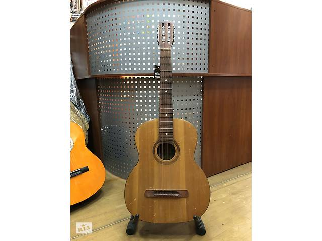 купить бу (2786) Чернігівська Гітара Супер варіант для Початківців в Одесі