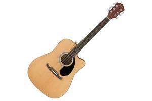 б/в Акустичні гітари Fender