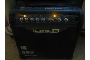 б/в Підсилювачі для електрогітари Line 6