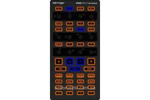 Новые MIDI-контроллеры Behringer