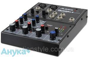 Новые DJ оборудования Alesis