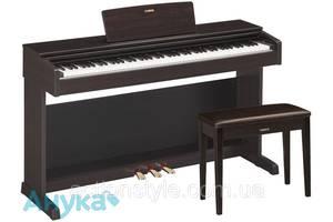 Нові Цифрові піаніно Yamaha