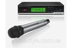 Новые Вокальные микрофоны Sennheiser