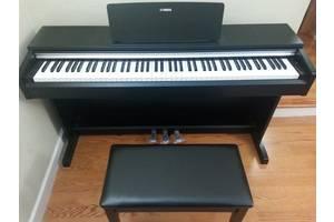 Новые Цифровые пианино Yamaha