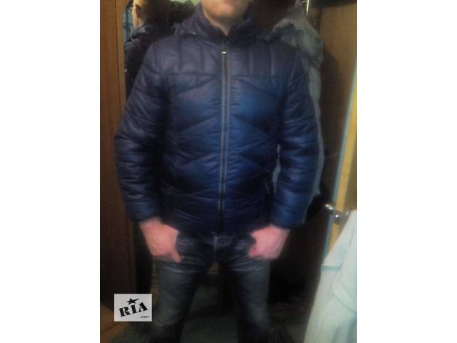 бу Мужская куртка зимняя в Кривом Роге (Днепропетровской обл.)