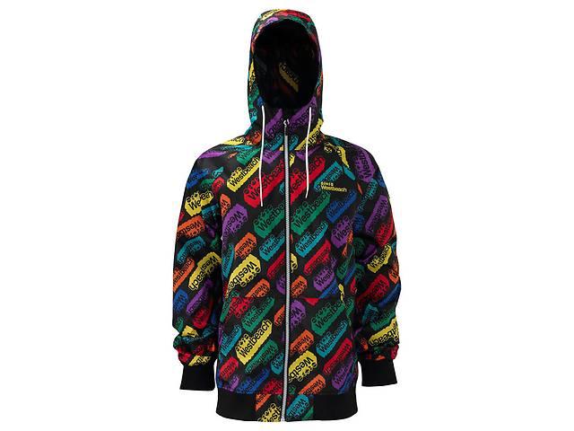 бу Куртка дощовик Westbeach Type Print All Seasons розмір Л в Харкові