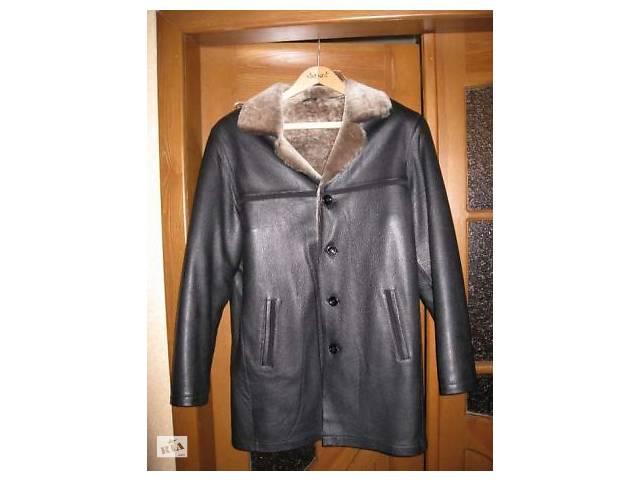 Куртка шкіряна чоловіча зимова на хутрі - Верхній чоловічий одяг в ... 2b7c14b1f3776