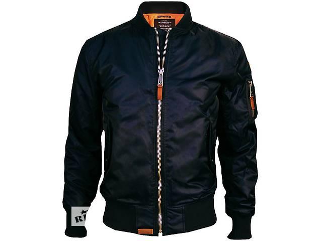 Весняна куртка Top Gun MA-1 Bomber Jacket, USA- объявление о продаже  в Львові