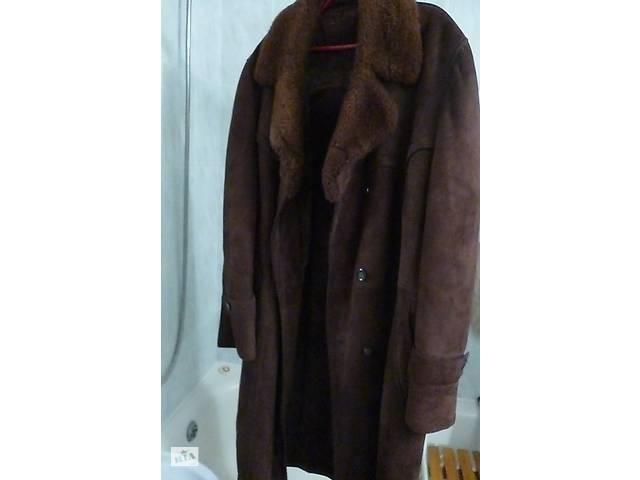 купить бу Советская замшевая дублёнка в Житомире