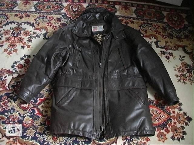 бу Мужская зимняя куртка в Овруче