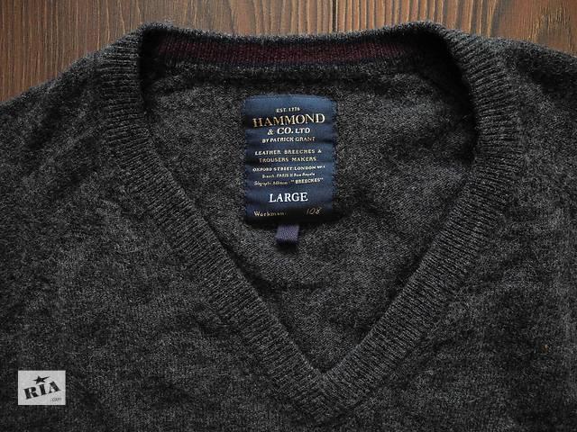 продам Мужской свитер кофта шерстяной HAMMOND by Patrick Grant L бу в Полтаве