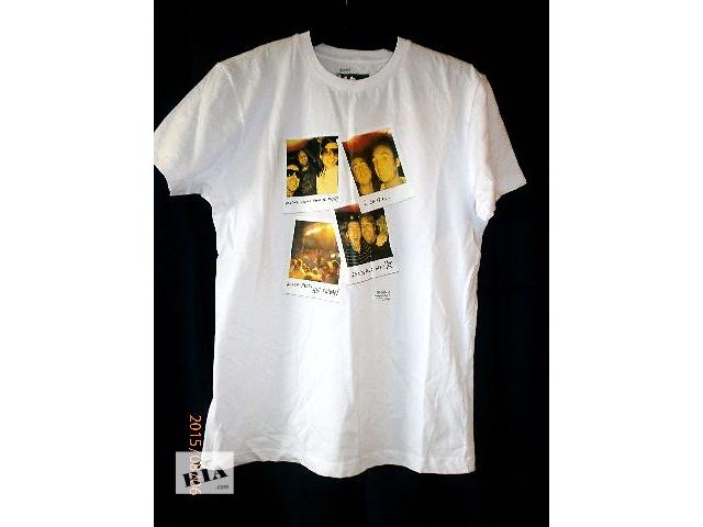 бу Мужские футболки, бренд - ZARA, новые, оригинал, отличного качества, Турция в Киеве
