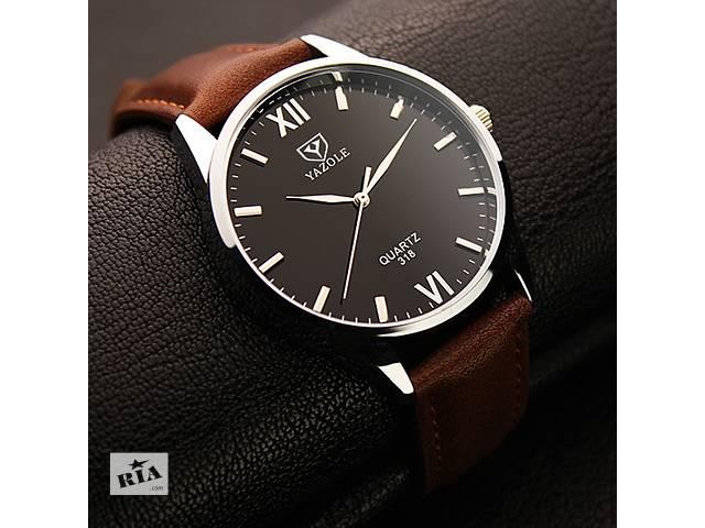 купить бу Мужские наручные часы Yazole Original в Кривом Роге