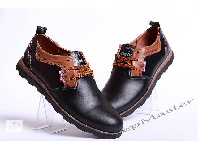 бу Мужские туфли Clarks Originals 304-Ч в Вознесенске