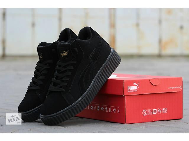 продам Мужские зимние ботинки Puma Rihanna  бу в Светловодске
