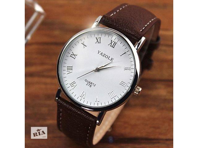 Мужские часы YAZOLE кварц! В наличии! - Годинники в Україні на RIA.com 17940f363c669