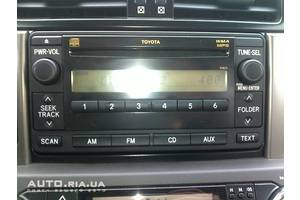 Автомагнитолы Toyota