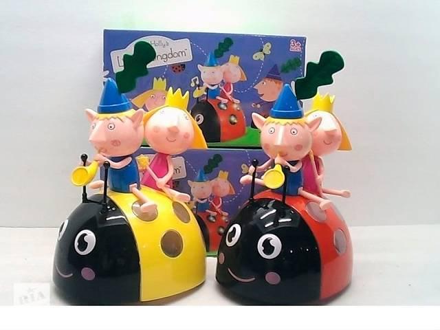 бу Музыкальная игрушка Бен и Холли мод.777А5 в Киеве