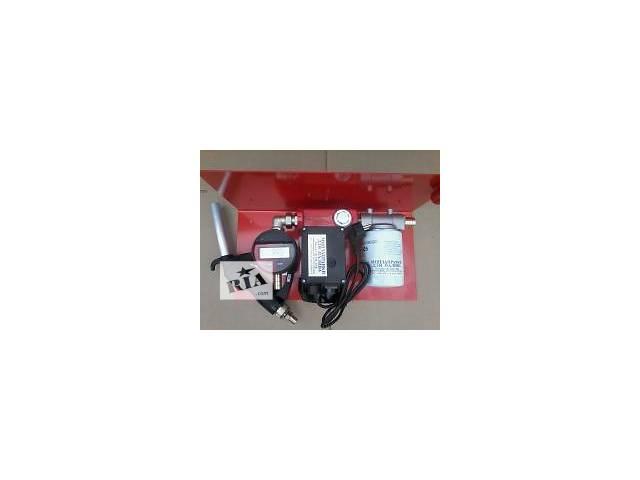продам Мини-колонка 220Вольт 35л/мин для перекачки дизтоплива с электр.или механ.счетчиком. Гарантия бу в Луцке
