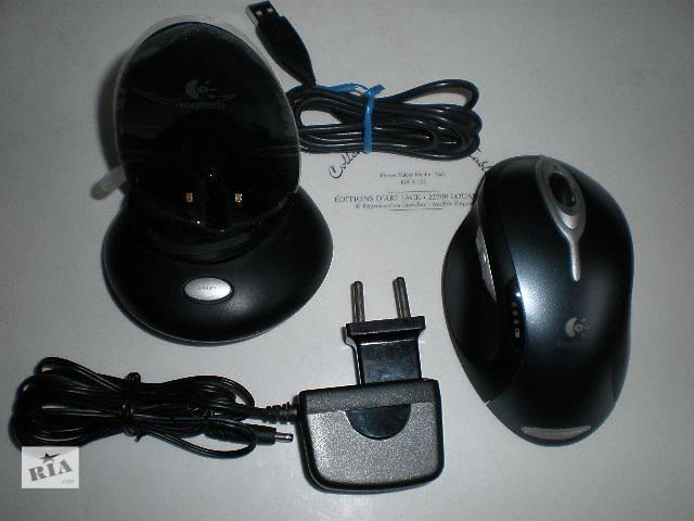 Мышь игровая Logitech MX 1000 лазерная безпроводная- объявление о продаже  в Виннице