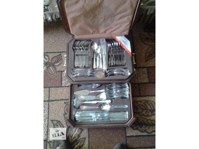 продам набор посуды для новоселья из трех комплектов бу в Ивано-Франковске