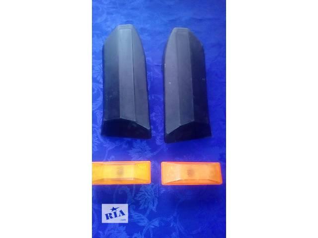 Накладки бампера 2106-2803052,2106-2803053+Повторитель поворота 2106 жёлтый- объявление о продаже  в Новомосковске