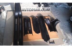 Накладка порога внешняя перед лев Lexus RX300 RX330 RX350 RX400h 04-09 черная 67912-48050-С0 разборка Алето Авто