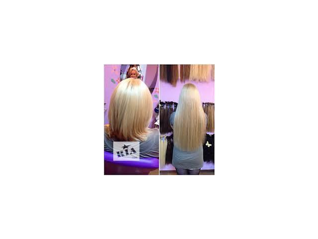 Наращивание волос400грн! Наращивание ресниц 150грн!- объявление о продаже   в Украине